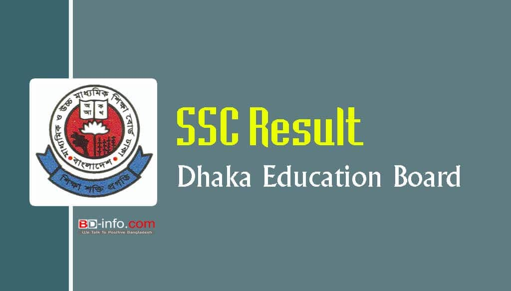dhaka education board ssc result