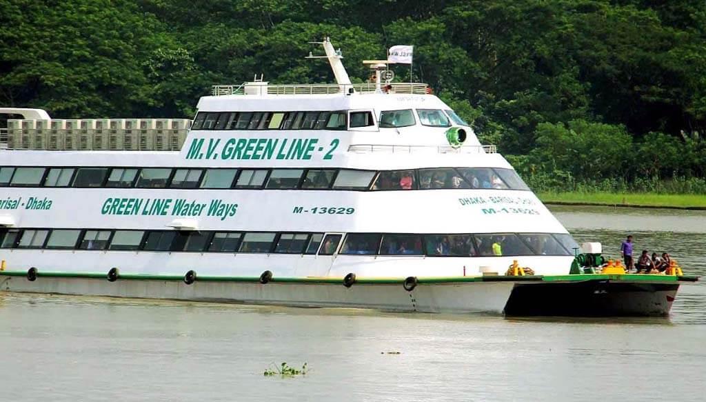 Greenline Water Bus