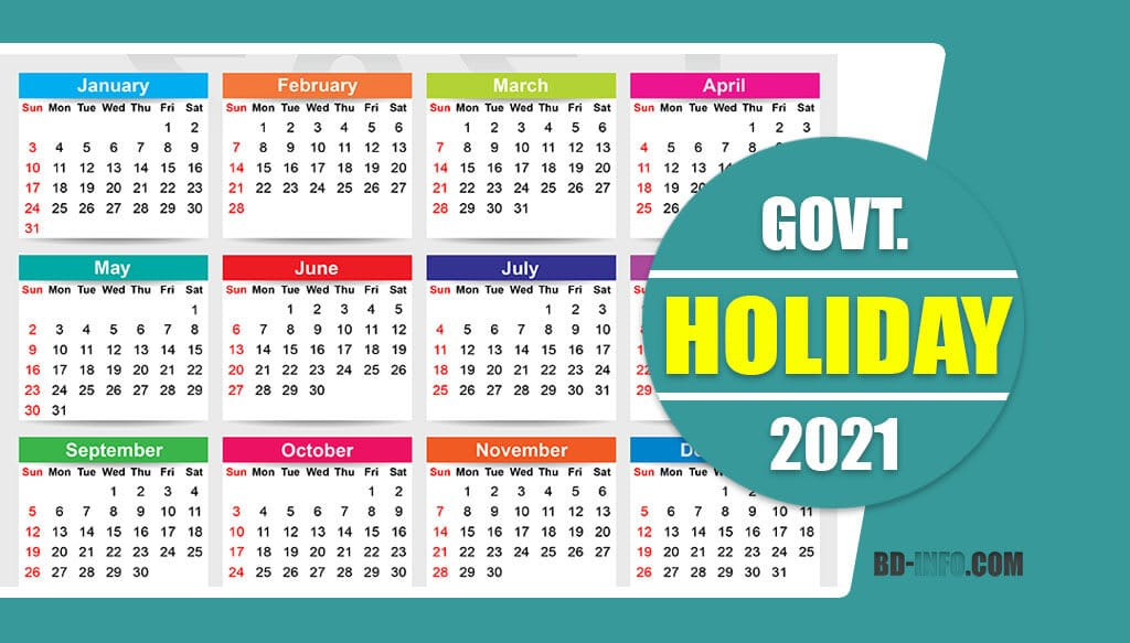 Government Holiday 2021 (1)