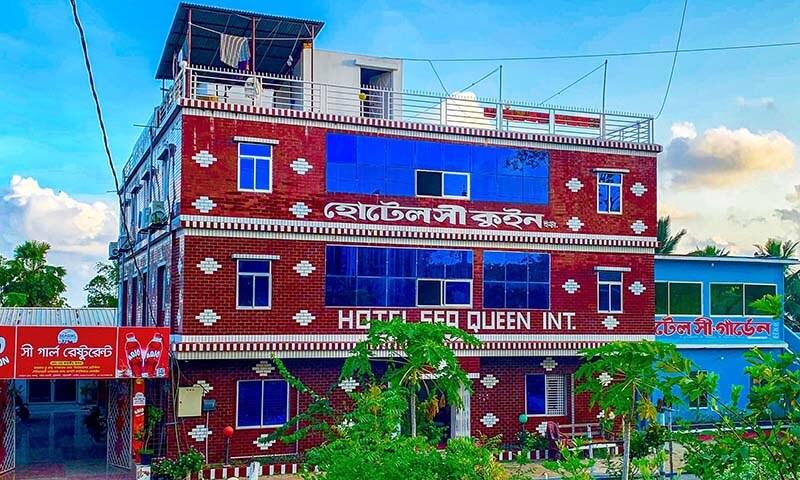 Hotel Sea Queen Kuakata