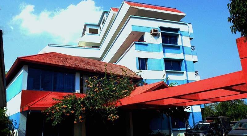 Hotel Nilanjona Kuakata