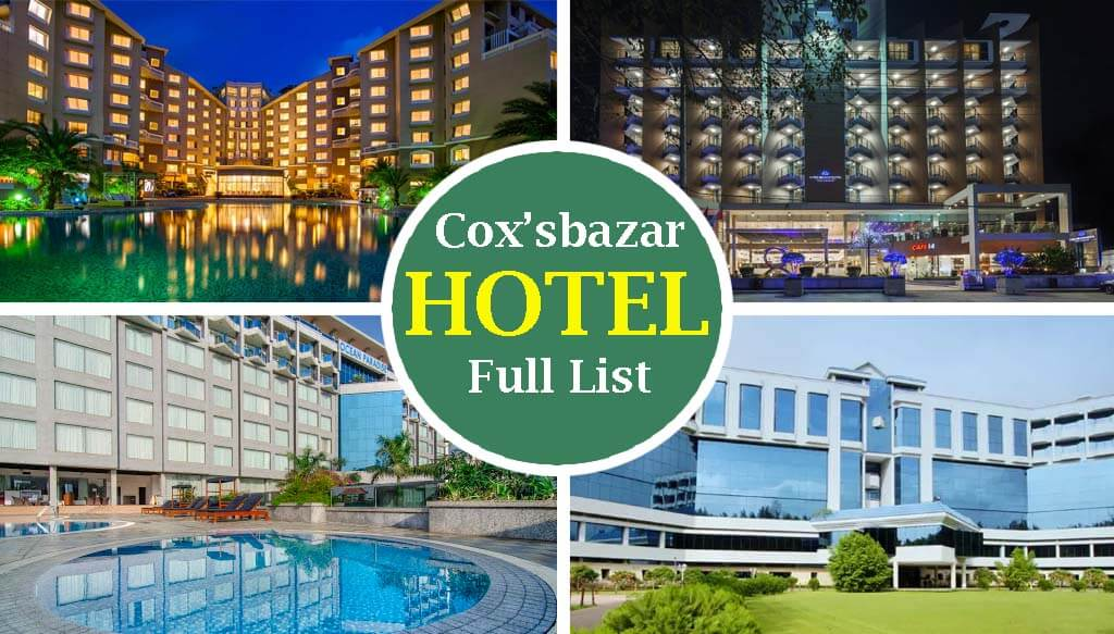 best hotel in cox's bazar