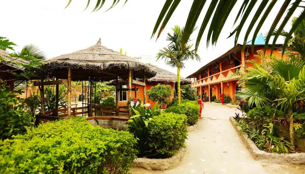 Divine Eco Resort best hotel in cox's bazar