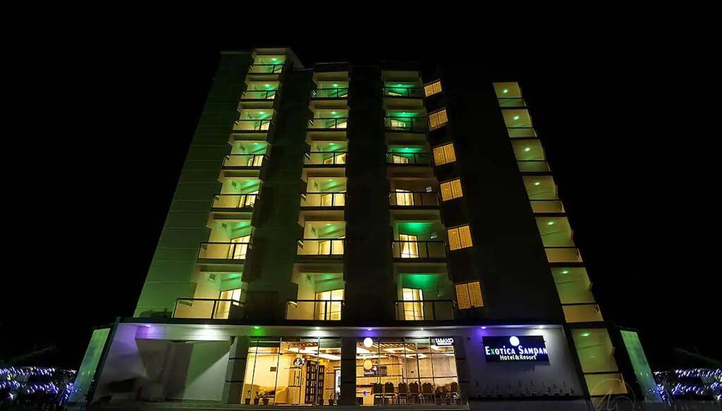 Cox's Bazar | Exotica Sampan Hotel & Resort