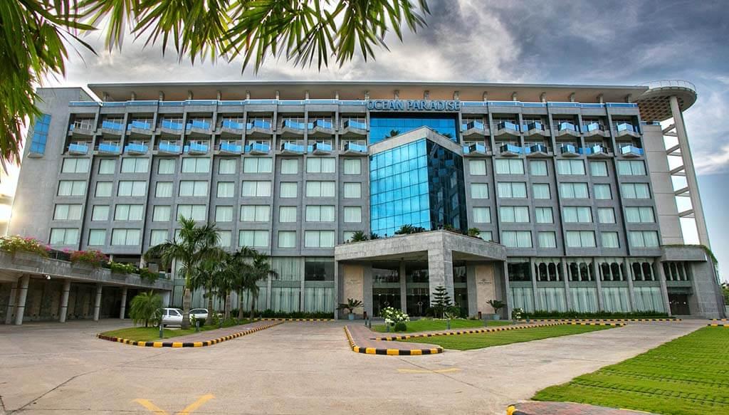 Ocean Paradise best hotel in cox's bazar