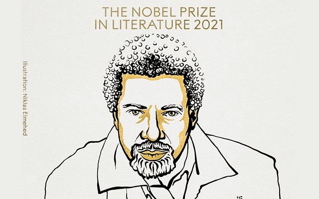 Nobel Prize 2021 Winners Abdulrazak Gurnah